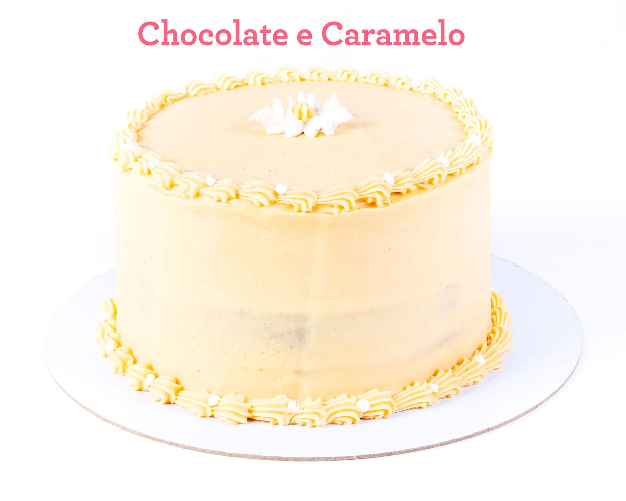 Chocolate e Caramelo