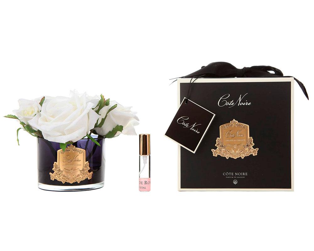 Rosa Francesa - 5 Rosas